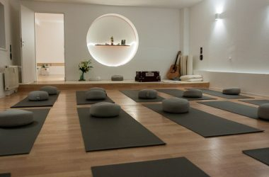 Greenspirit Yoga innen