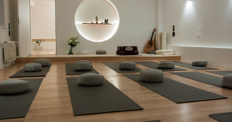 Greenspirit Yoga innen